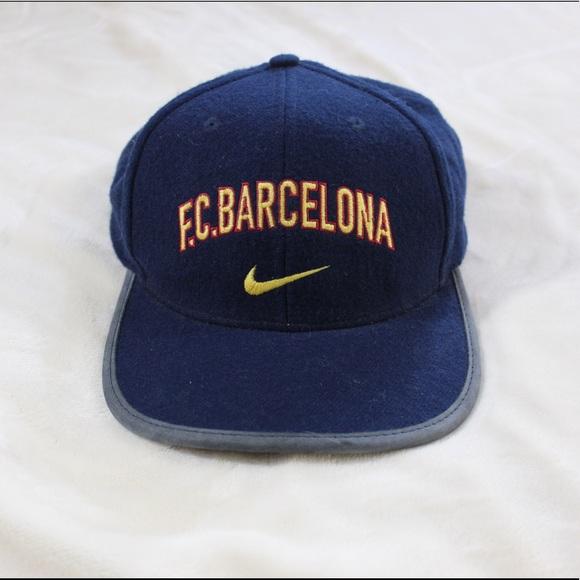 3f38db059a ... F.C. Barcelona Strapback Hat. M 5b9c60f29519967a872851b0